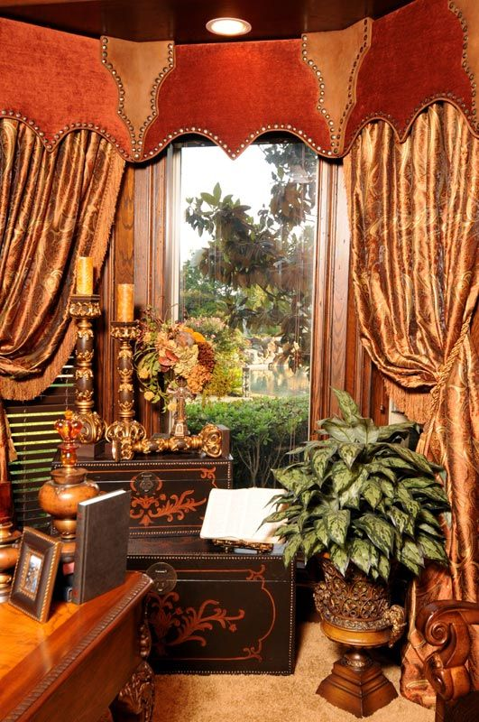 #Home #Tuscan #Design - Find more Ideas on www.IrvineHomeBlog.com/HomeDecor Irvine, California - Christina Khandan ༺༺ ℭƘ ༻༻