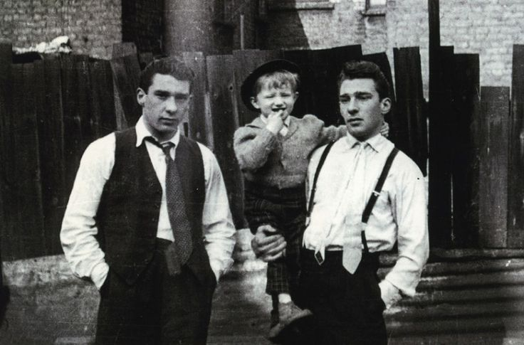 These photographs, which feature in a new book on the brothers, were drawn from the private collections of friends of the Krays. The book: The Krays From the Cradle to the Grave has been released in what would have been the twins' 80th year. www.thekrayscradletothegrave.com