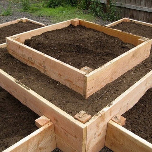 Unique Raised Bed Garden Ideas: Unique And Interesting Raised Bed Configuration