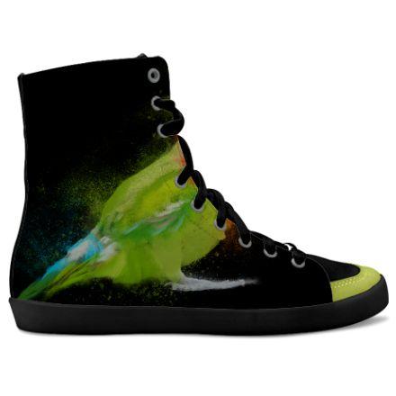 idxshoes.com - Hidden Wedge Hi-Tops