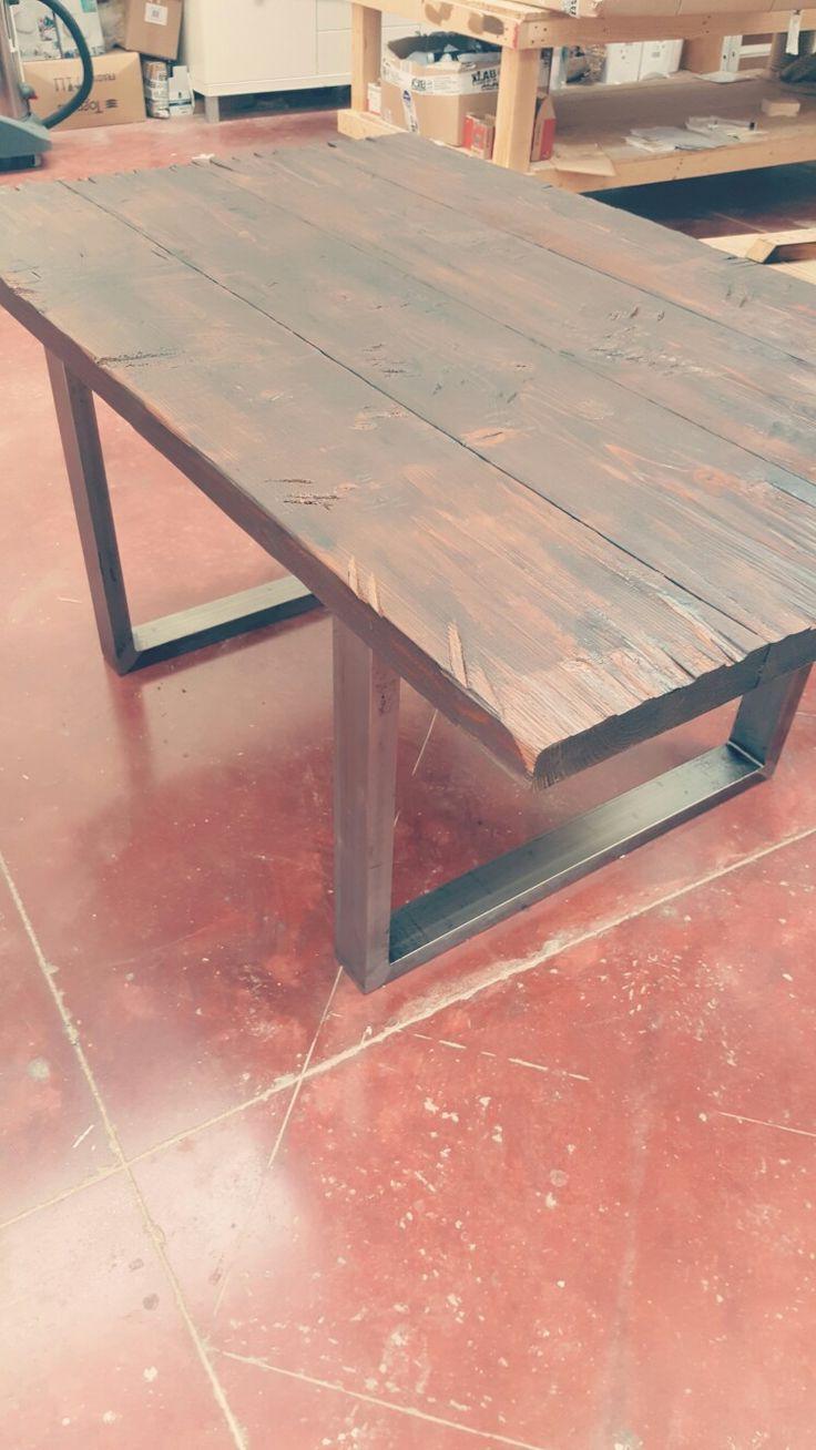 Tavoli da pranzo in legno massello di design #xlabdesign