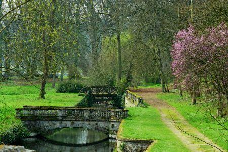 Parc Jean-Jacques Rousseau - ERMENONVILLE - Festival Jardins en scène