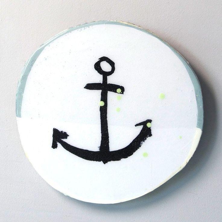 Anchor Grey Porthole Tile