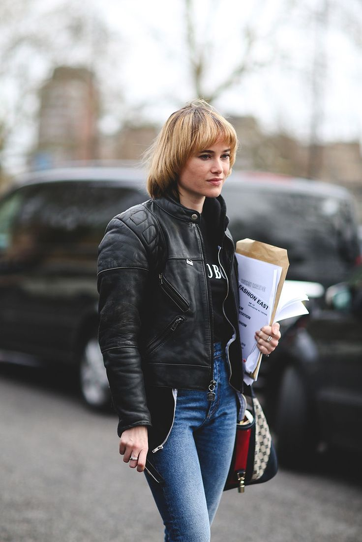 The New Set of Street Style Stars  #refinery29  http://www.refinery29.uk/2016/02/103906/street-style-lfw-aw16-new-faces#slide-3  Julia HobbsBritish Vogue Fashion News Editor Julia Hobbs perfectly marries a grungy, rock n roll aesthetic with a hint of femininity and subtle sexiness. Into Vetements and Gucci? Then you'll be big into Julia's style. ...