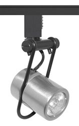 Juno Track Lighting TL112SC Trac 12 Suspended Cylinder 20W MR11 Bulb, Satin Chrome Color