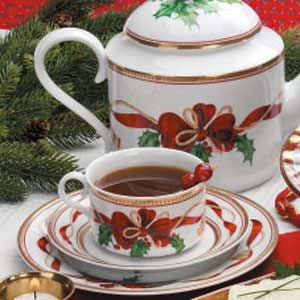 Hot Spiced Tea Recipe -   1 1/3 c. Tang Orange flavor beverage crystal  1/3 c. instant tea  1 tsp. cinnamon  1/2 tsp. ground cloves  Combine and store in a tightly covered jar. For one serving, place 1 rounded teaspoon in a cup. Add boiling water.