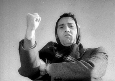 """Whenever I worry about unemployment, it always cheers me up to remember Alberto Sordi in """"I Vitelloni"""" by Fellini. Lavoratori? :D"""