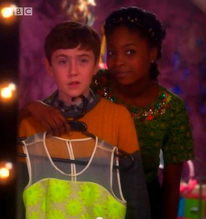 try this dress on it will look good on you dennis