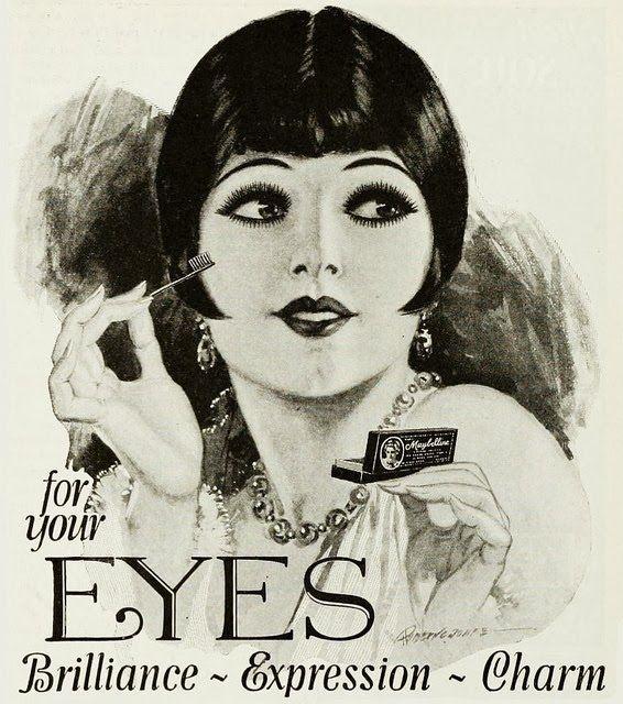 Maybeline 1925 - visit us @ www.eyecarefortcollins.com or on FB @ www.facebook.com/eyecarefortcollins