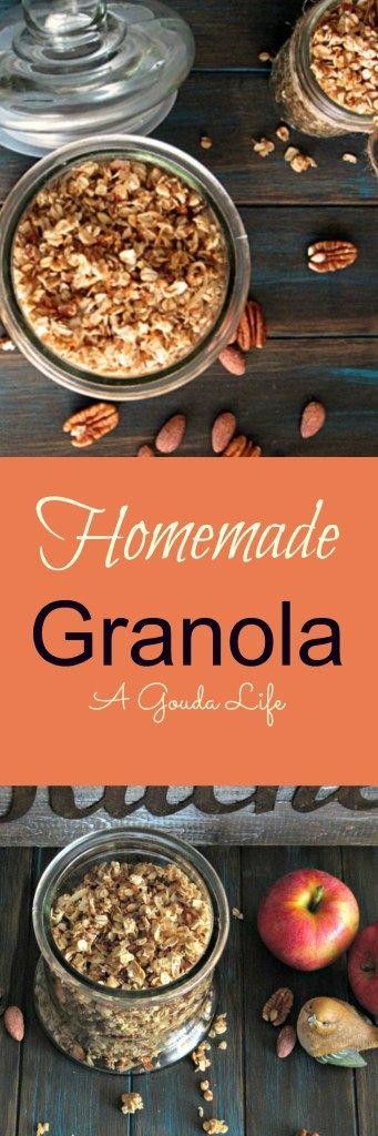 No comparison to store-bought granola. Simple to make. Find out what all the fuss is about.