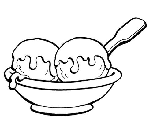 Snickerdoodle Cookies Coloring Page | Disabilities ...