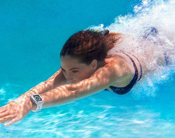 LUNATIK EPIK H20: Make Apple Watch Waterproof
