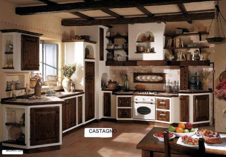 progetti cucine in muratura - Cerca con Google