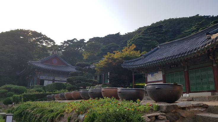 Jeondeung temple, Ganghwado,  Korea