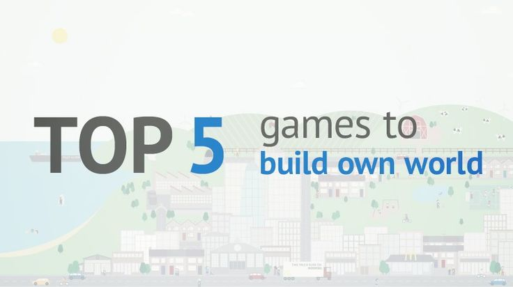 http://applocus.net/games/307 Top 5 game apps to build a world / #iPhone #iPad #iOS #Android