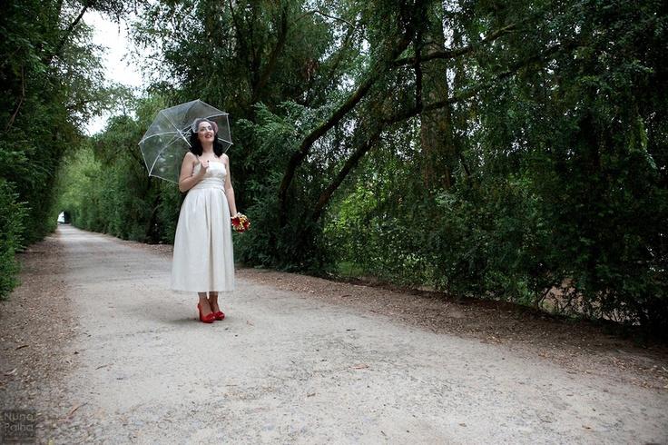 {Real Weddings} Maria & Manoel's Retro Vintage Wedding / Nuno Palha