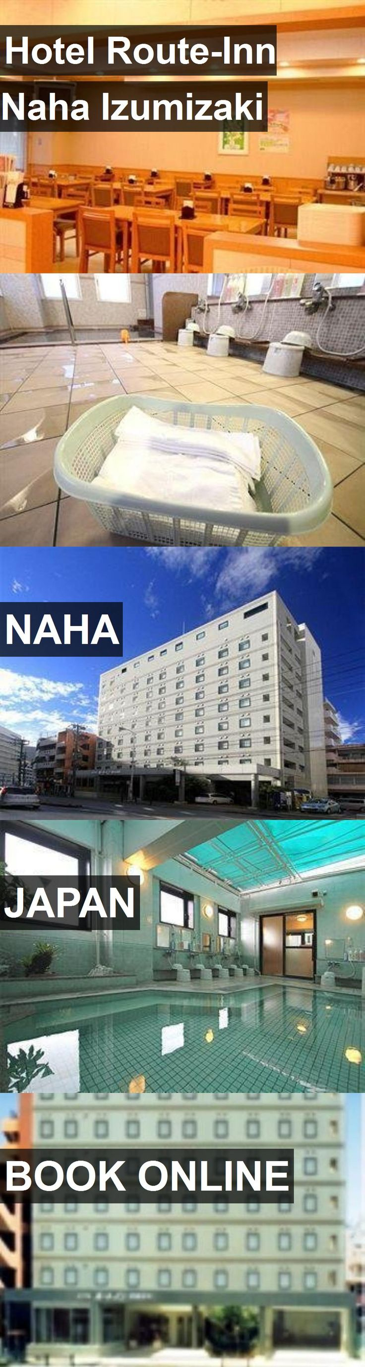 Hotel Hotel Route-Inn Naha Izumizaki in Naha, Japan. For more information, photos, reviews and best prices please follow the link. #Japan #Naha #HotelRoute-InnNahaIzumizaki #hotel #travel #vacation