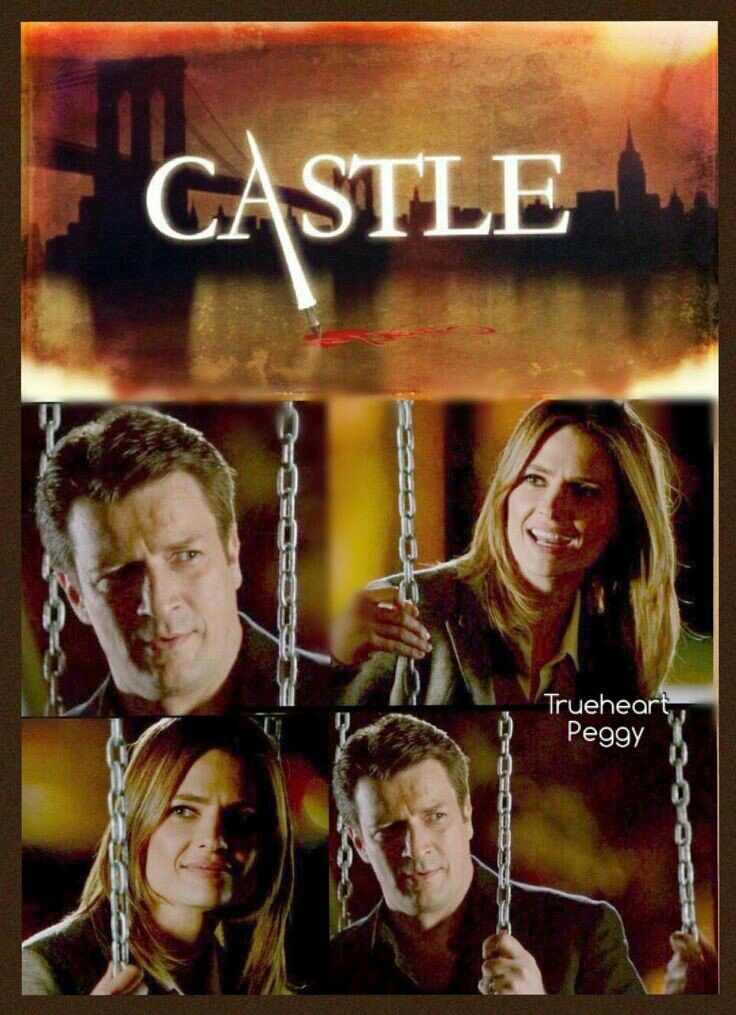 Our swings; our city: Rick and Kate: CASTLE: Forever in our memory; Forever in our hearts. (Trueheart Peggy).