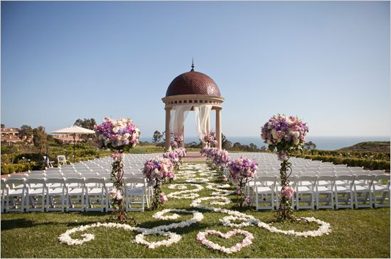 Vintage Wedding Of Shawn And Zack In Rancho Santa Fe: 49 Best Wedding Aisle Images On Pinterest