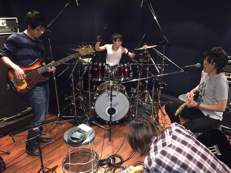 野方店 ASst+RECBooth セルフレコーディング   BAND - サウンドスタジオノアNOAH【セルフレコーディングレポート】