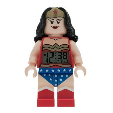 Photo Vente REVEIL LEGO WONDERWOMAN