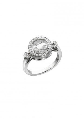 Bague chopard happy diamonds icons prix