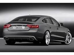 Audi A 5 Cóupe Tuning