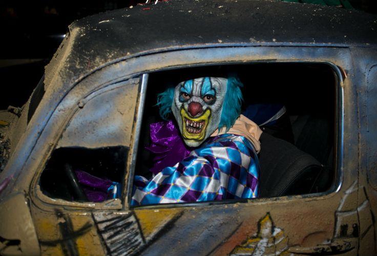 Halloween: após ataques, cidade do Sul da França proíbe fantasia de palhaço | #DiaDasBruxas, #Fantasias, #Halloween, #Montpellier, #Palhaços, #Vendargues