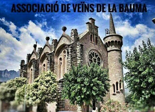 Sagrada Familia de la Bauma (Castellbell i el Vilar- Barcelona)