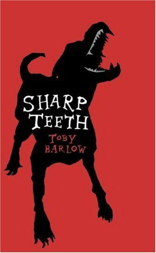 Sharp Teeth cover designed by Christine Van Bree for Harper