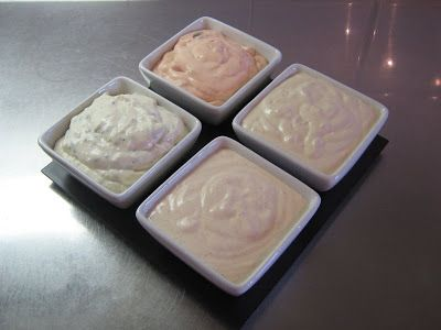 Mau!kas ruokablogi: Dippikastikkeita, osa 2