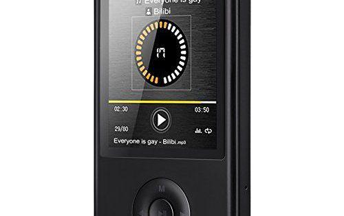 """GHB Lecteur MP3 MP4 Baladeur MP3 MP4 Avec l'Ecran 2.4"""" en Couleur en 8GO Supporte Carte de Mémoire Jusqu'à 32Go HIFI Musique: L'effet de HI…"""