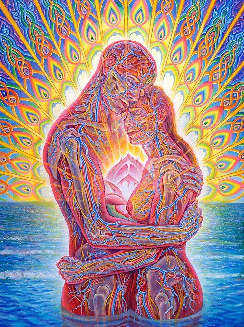 True euphoria is Tantra Yoga❤️ :: While delicately moving, stretching the body, exchanging energy, and breathing (Prana) together couples can move into a deeper moving meditated intimate state while expressing appreciation of the body, mind, & spirit without words. Tantra is a deep rooted connection.