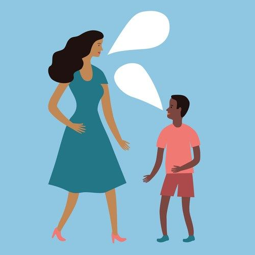 Sometimes, talking with kids about certain subjects is hard. We're here for you with these gentle lead-ins to help get those tough conversations started.