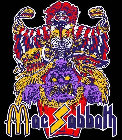 Black Sabbath Cover Band MAC SABBATH is Coming to Town New U.S. Tour Dates Announced!