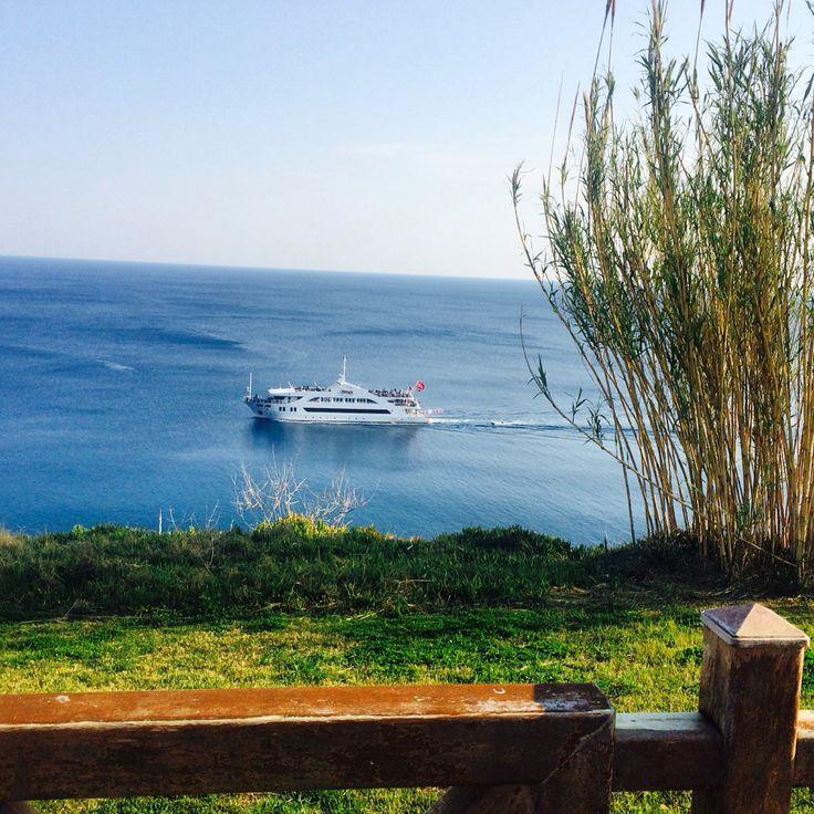 Antalya Falezler ve harika bir gün