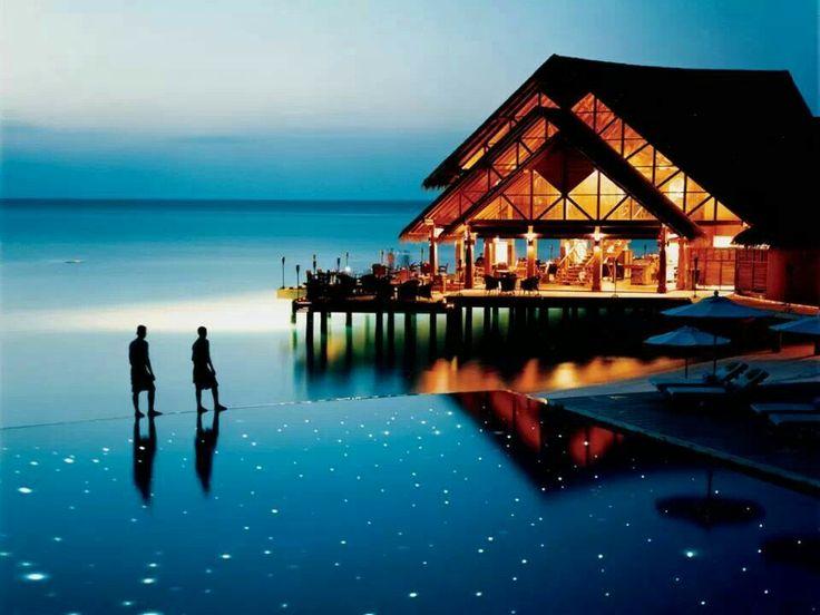 Anantara resort- Maldives