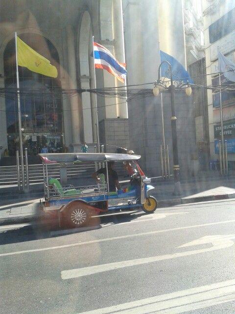 Tuktuk #bangkok