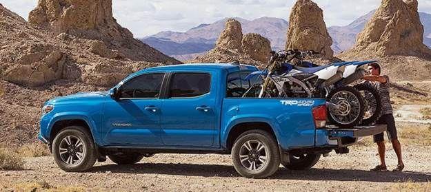 2020 Toyota Tacoma Redesign Release Price Toyota Tacoma Toyota Tacoma