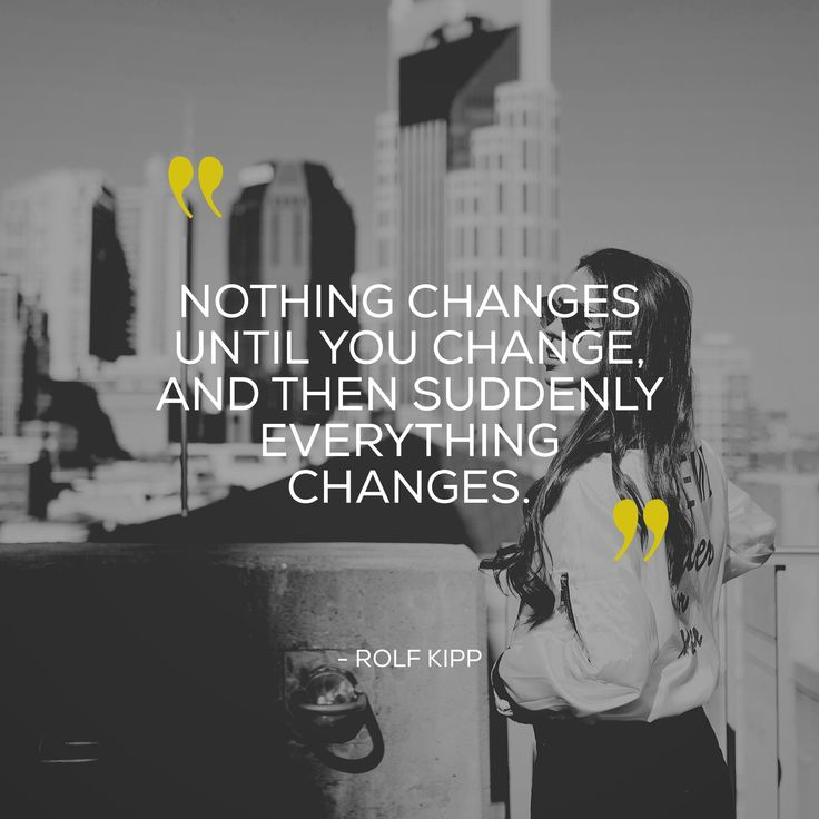 Nothing changes until you change. And then suddenly everything changes. /Rolf Kipp/. Find more inspiration on Instagram at @Aloepedia_by_Anna