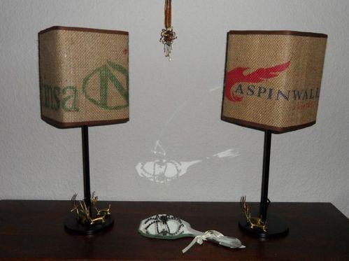 ber ideen zu lampenschirme f r stehlampen auf. Black Bedroom Furniture Sets. Home Design Ideas