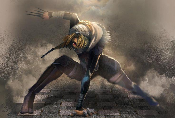 Sheik - The Legend of Zelda