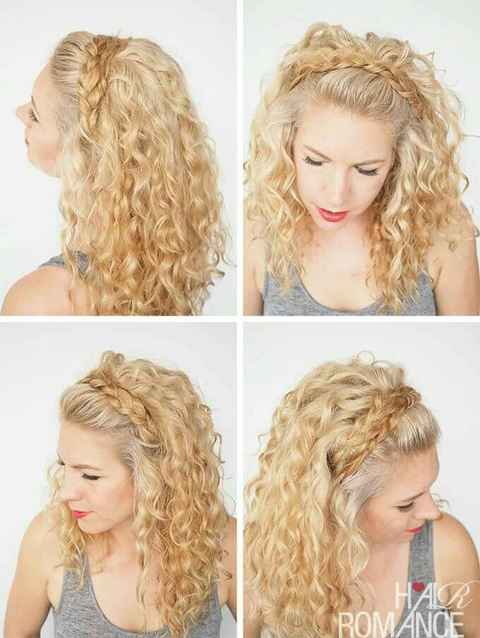 I could do this with my hair