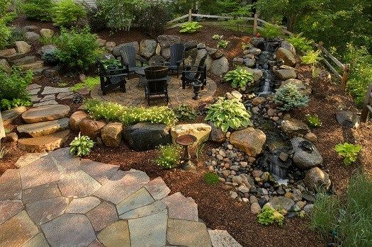 9 Ideas That Ll Convince You To Add A Fire Pit To Your: 50 Best Images About Hillside Fire Pit-Ideas To Build On