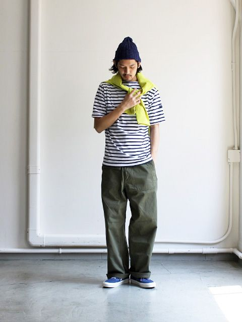 Niche. 70's Diferencia Fatigue Pants ニッチ 商品詳細 Strato