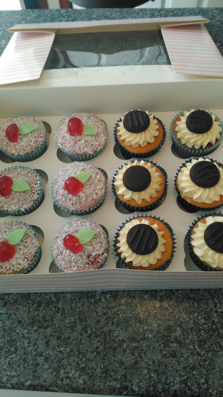 Birthday tea cupcakes Tea cup cake, Desserts, Food