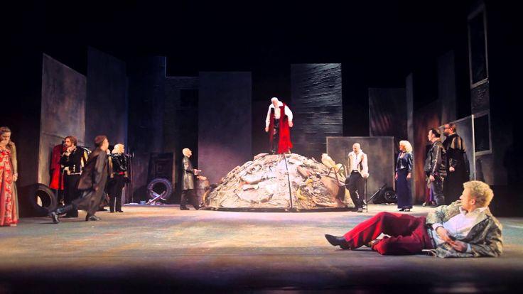 KOENIG LEAR Theater Hof 2014 Dir. Holger Seitz