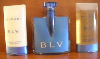 Beauty and the Mist - everything about beauty: Something smells good Blu by Bulgari