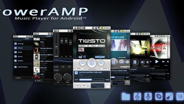 Poweramp Music Player 3 839 Apk Full With Images Music Player
