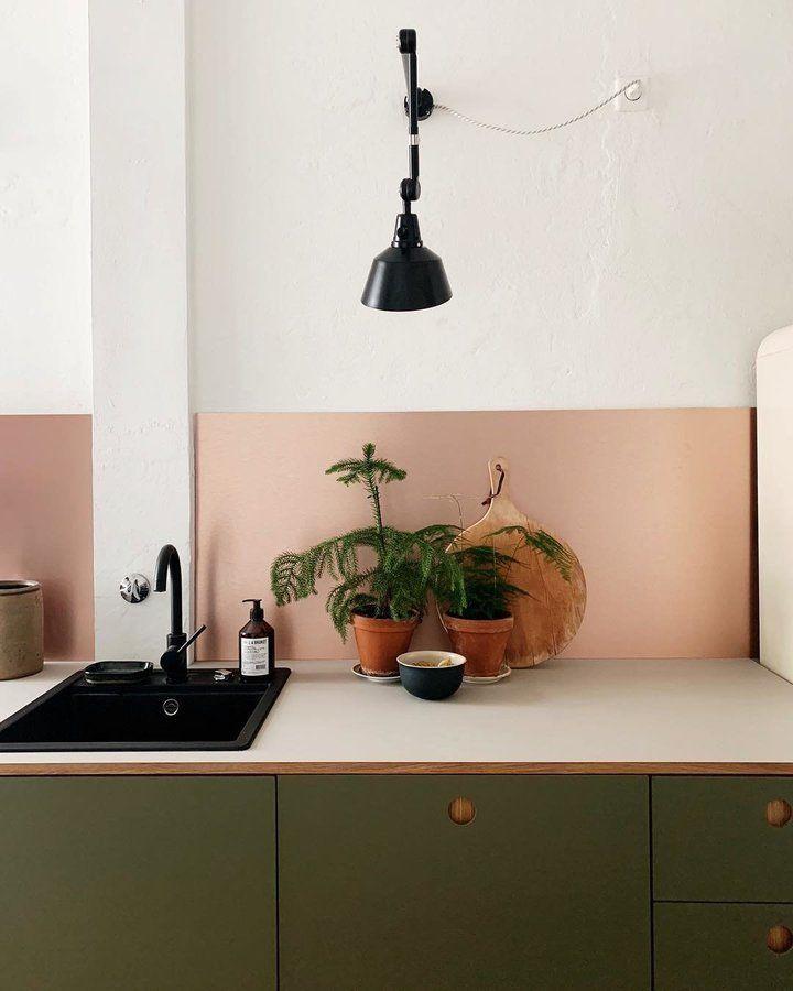Ich Liebe Meine Neue Em 2020 Armarios De Cozinha Verdes Cozinha Nova E Ideias Para Interiores